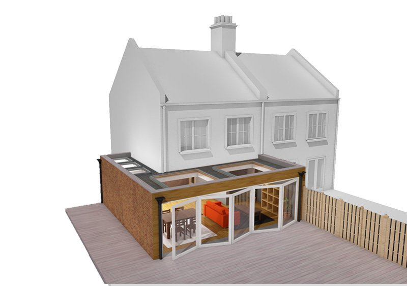 How Much Does A Wrap Around Extension Cost Find Out Here